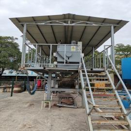 BX加工定制食品废水污泥固液分离设备压榨液压自动板框压滤机BCYL-005