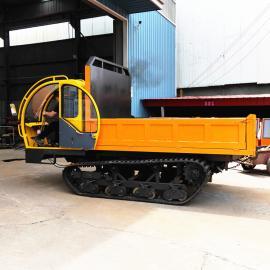 安捷8吨全地形履带运输车