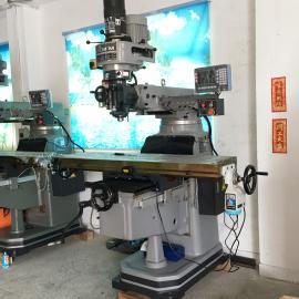 丰堡立式炮塔铣床 加工磨削必备的机床 FTM-X4