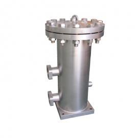 HHLQQ定制304不锈钢过滤器 DN50 DN100法兰