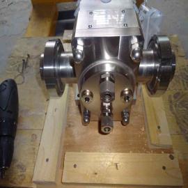 Pomac卫生级卡车泵专为含有空气或气体的液体而制造cp-igh