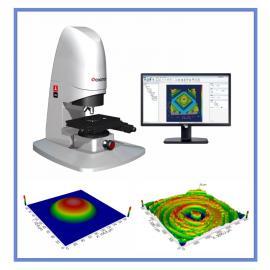 光学3D表面轮廓仪,白光干涉仪,中图仪器光学轮廓仪