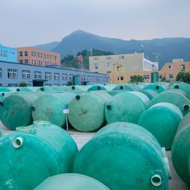 华康玻璃钢化粪池、隔油池AG官方下载、雨水收集池4