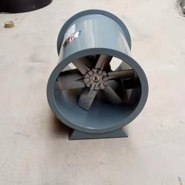 配电室房轴流风机T35-11配防雨罩壁式排风机