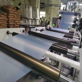 金韦尔PP磨砂片生产线设备