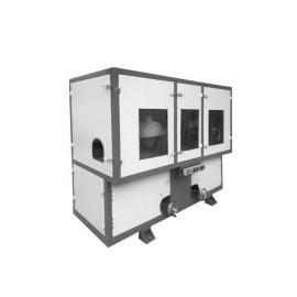 立创三组尼龙轮摇摆拉丝机 自动平面砂光机
