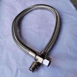 依客思铝合金防爆挠性管一内丝一外丝BNG-DN50*1000