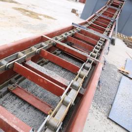同鑫�C械MS、MZ�T石板刮板�送�C,耐磨板刮板�C