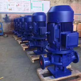 鄂泉立式清水管道泵SG