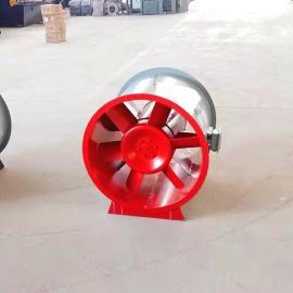 泰莱双速消防排烟专用风机,3C排烟风机HTF-II