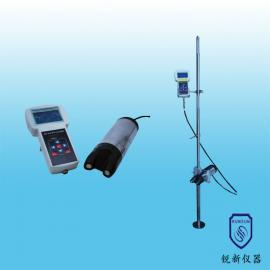 锐新便携式防爆型多普勒流速流量仪LSH10-1QC