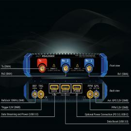 安诺尼实时频谱仪V6-RSA2000X