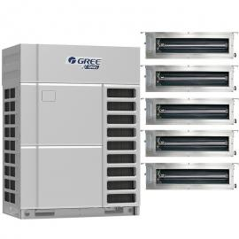 GREE格力格力商用中央空调办公楼 格力变频多联机 格力嵌入式天花机6匹GMV-NR140T/D