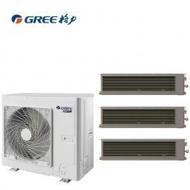GREE格力格力中央空调4匹一拖三 格力4HP多联机家用户式家庭系列GMV-NHDR36P/F