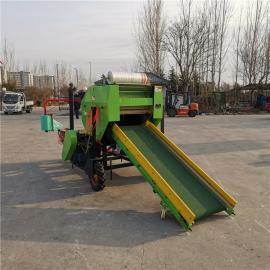 圣泰青贮饲料打捆机 青贮羊饲料打包机 企业现货多多YK5552