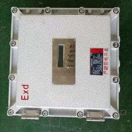 5个按键操作防爆仪表控制箱BXK-T