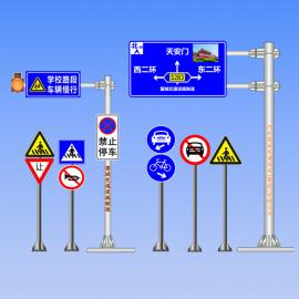 国城公路交通指示牌标志杆生产厂电话