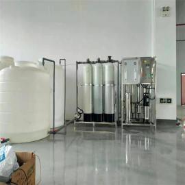 车用尿素全自动超纯水设备机乐双源LSY-06