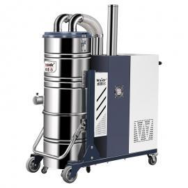 威德尔(WAIDR)机械制造行业吸取灰尘颗粒智能反吹工业吸尘器C007AI
