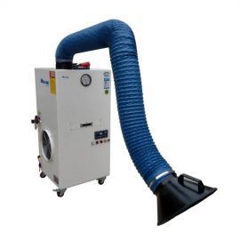 祥元工业环评用单双臂焊接烟尘烟雾处理器设备定制