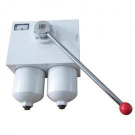 HHLQQ双筒中压过滤器SMF-D100x40C 中低压液压系统滤油器