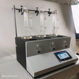 食品中二氧化硫蒸馏仪菲跃FY-ZL6SP