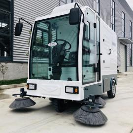 FH万富富华驾驶式清扫机 清扫车 扫地车FH-80D