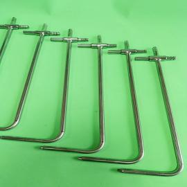 金枭标准皮托管生产300MM长L型