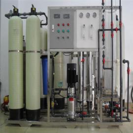 化工一体化全自动去离子水设备LSY-18乐双源