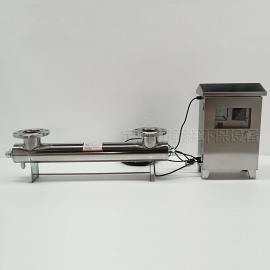 鑫净淼造纸厂污水处理框架式紫外线杀菌器XJM-UVC-160