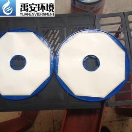 禹安环境LG进口碟管式反渗透膜片进口DTRO膜片YADT-75