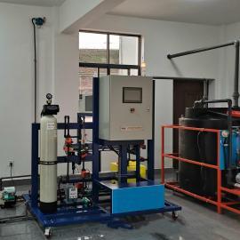 和创智云安全饮水消毒设备-次氯酸钠发生器农村项目HCZHUN