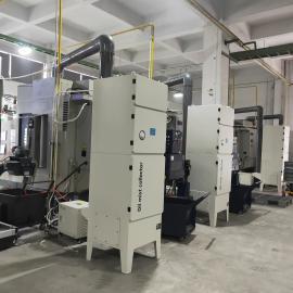 锐新环境工业立式机械油雾收集器大型机床油雾净化器RX系列