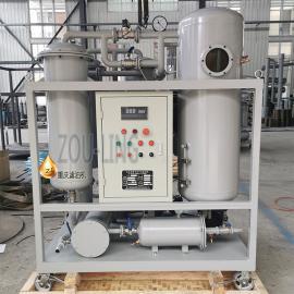通瑞(TR)汽轮机系统润滑油脱水净化精密油水分离真空滤油机ZJC-ZX50