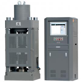 三宇伟业双向油缸微机电液伺服压力试验机YAW-2000AM型
