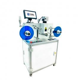 华越激光电容套管激光打印机热缩胶管激光打标HY-O2