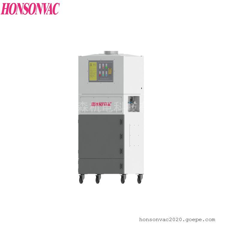 honsonvac食品厂除尘设备 不锈钢吸尘器HSPV-S