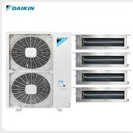 DAIKIN大金户式中央空调5匹一拖四 大金多联机5HP外机 风管机RPCZQ5BAV