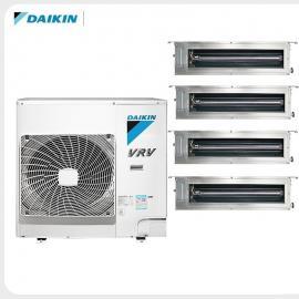 DAIKIN大金中央空调5匹一拖四 大金户式多联机5HP单风扇外机 大金空调RJCFQ120BAV