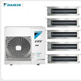 DAIKIN大金家用中央空调VRV-B系列 大金空调6匹一拖五多联机RJFQ140BAV