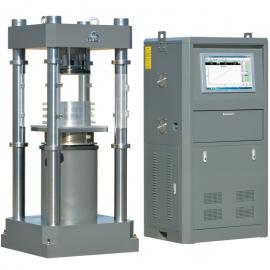 三宇伟业电液伺服砼压力试验机YAW-3000型