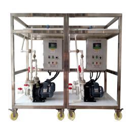 WDK王水计量定量配发料系统龙魁
