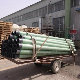FRP/PVC承插口复合管散旦