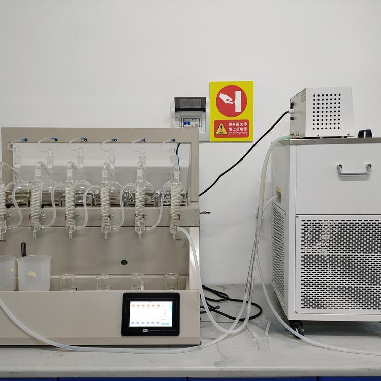 �w永智能全自�诱麴s�x 做氨氮的蒸�s�b置品牌GY-ZNZLY-6