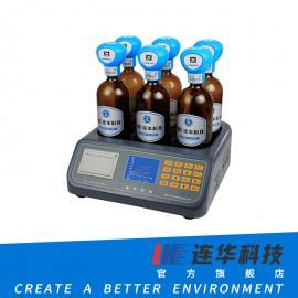 连华科技生物化学需氧量BOD5测定仪LH-BOD601X