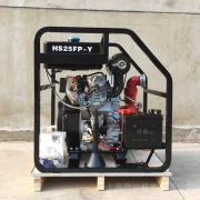 翰丝双缸2.5寸柴油机水泵HS25FP-Y