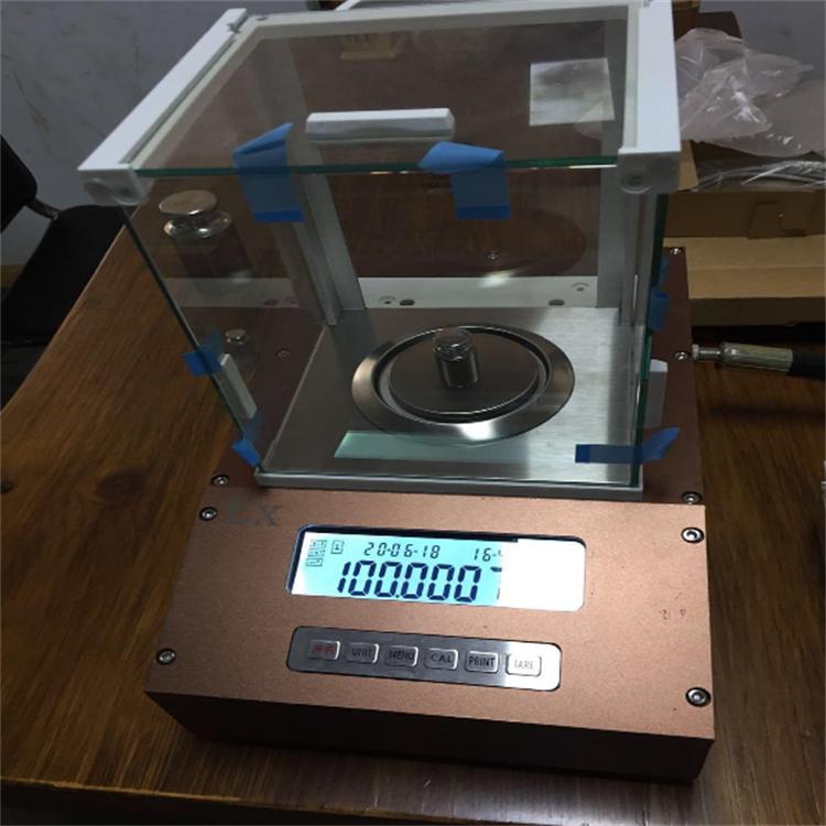 佳禾衡器�f分位0.1mg防爆天平 210g/0.0001g隔爆型分析�子天平JH