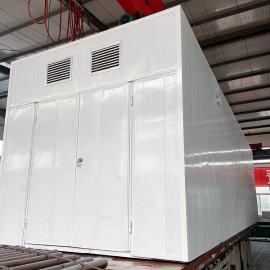 智博环境每天170立方乡镇污水处理站污水处理设备ZBYTH-14