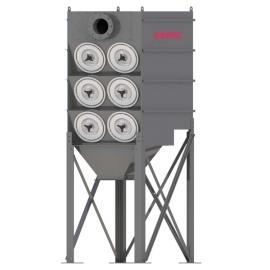 HONSONVAC硅材料车间工业清扫除尘设备设计选型HSHV-D