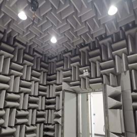 吸�尖劈,半消音室